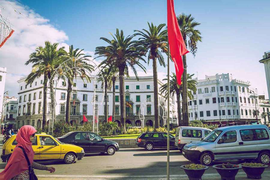 Plaza Moulay el Mehdi