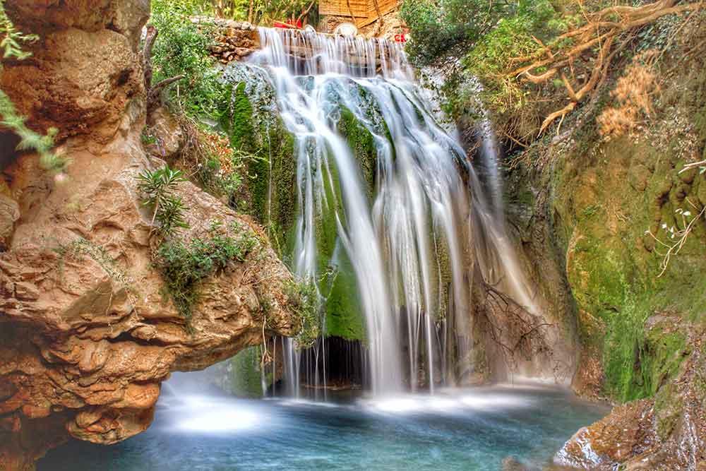 Excursión a las cascadas de Akchour desde Chefchaouen