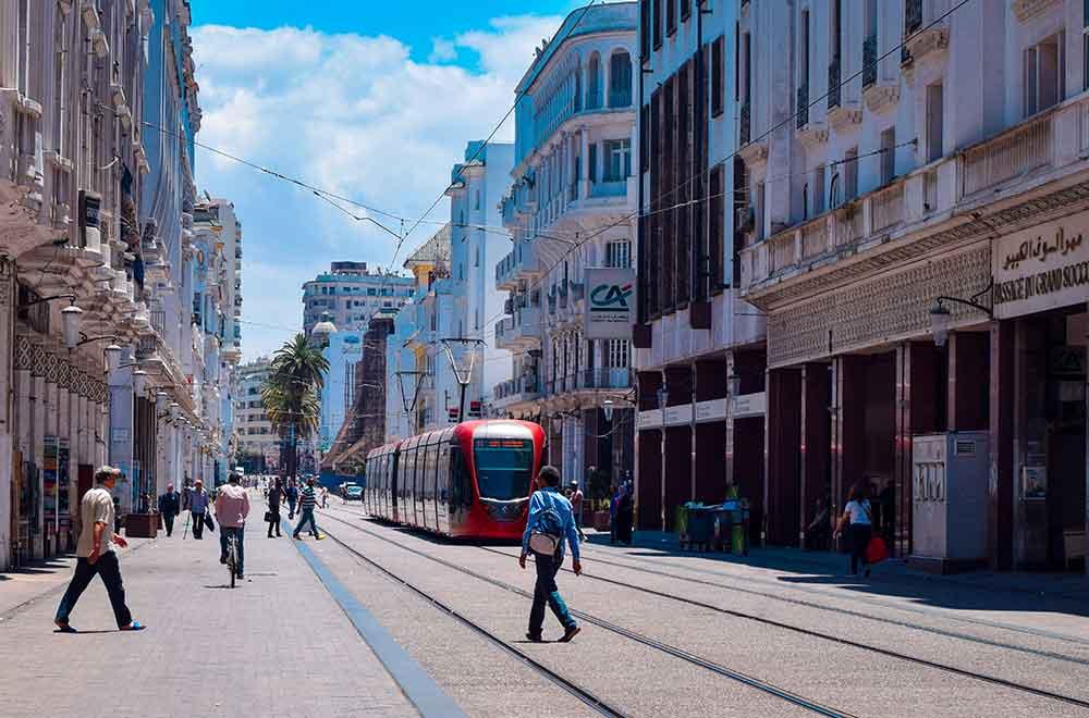 Boulevard Casablanca
