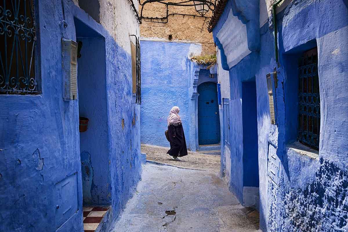 Chefchaouen medina