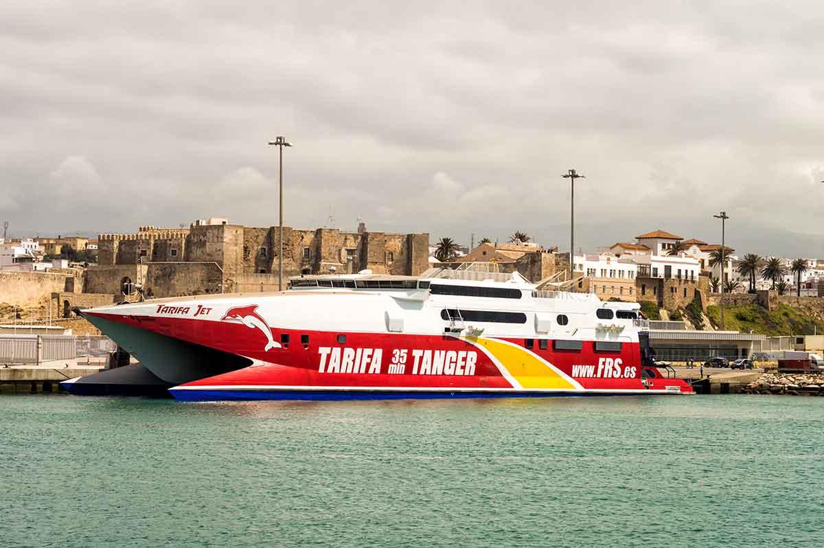 Ferry a Marruecos
