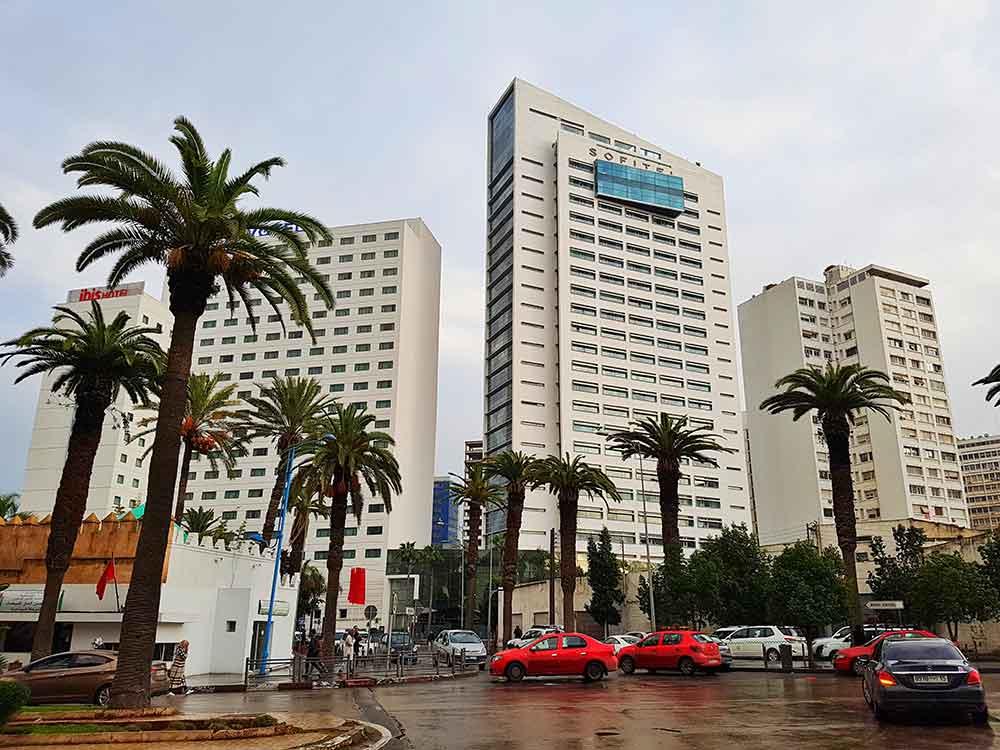 Hoteles en Casablanca