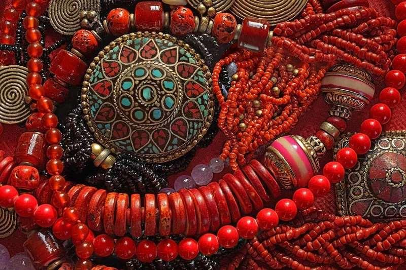 Joyeria bereber en Marruecos