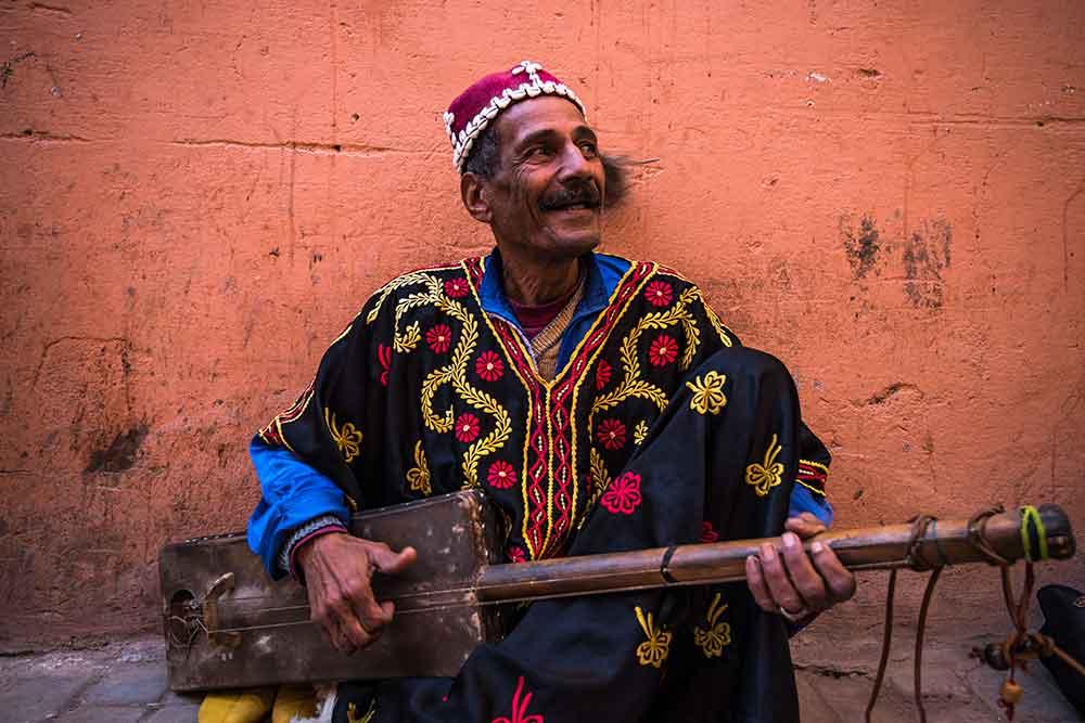 La música marroquí