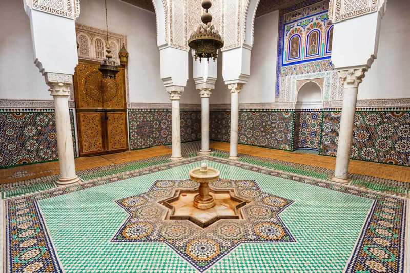 Mausoleo Moulay Ismail