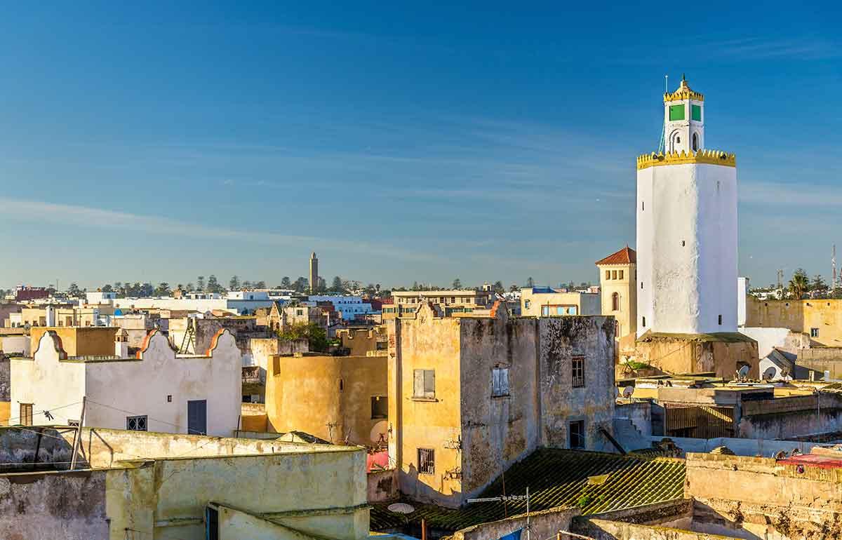 Mezquita el Jadida