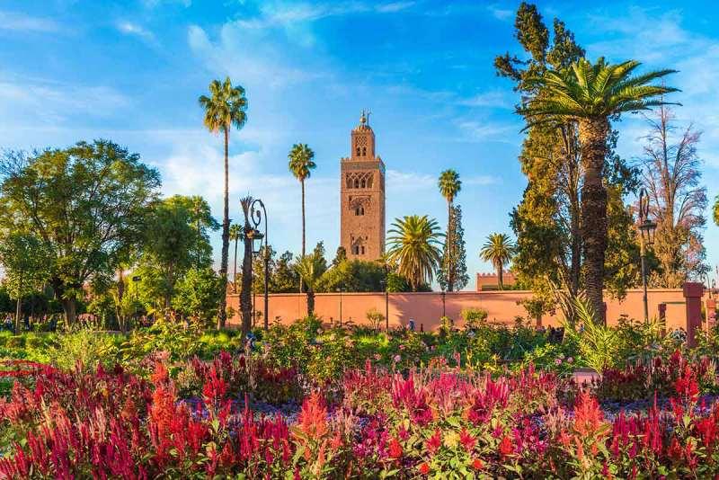 Resultado de imagen de marrakech