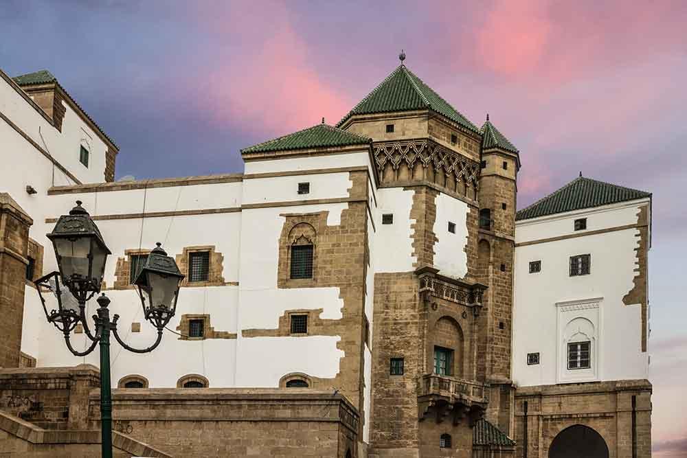 Palacio Real Casablanca