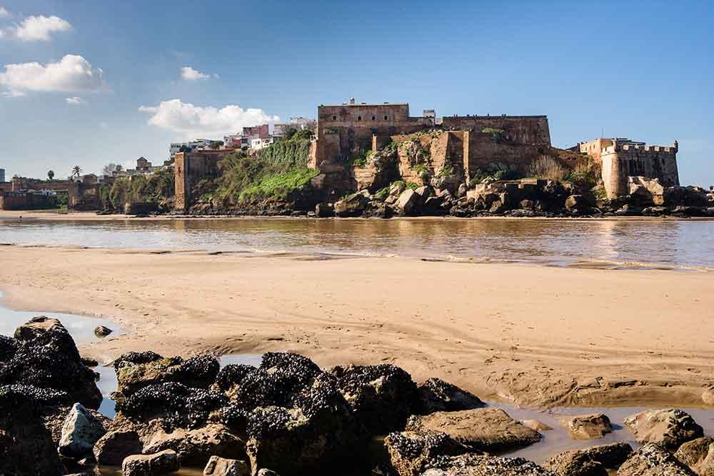 Playa Salé Rabat