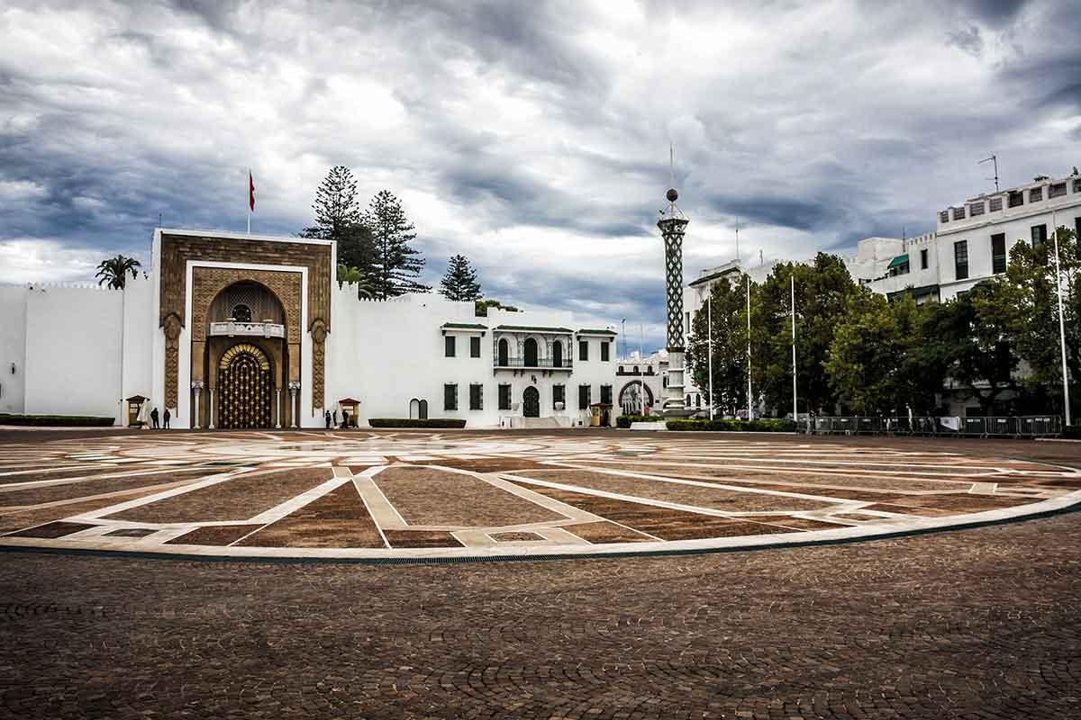 Plaza Hassan II Tetuan