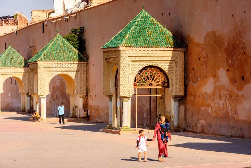 Plaza Hedime Meknes