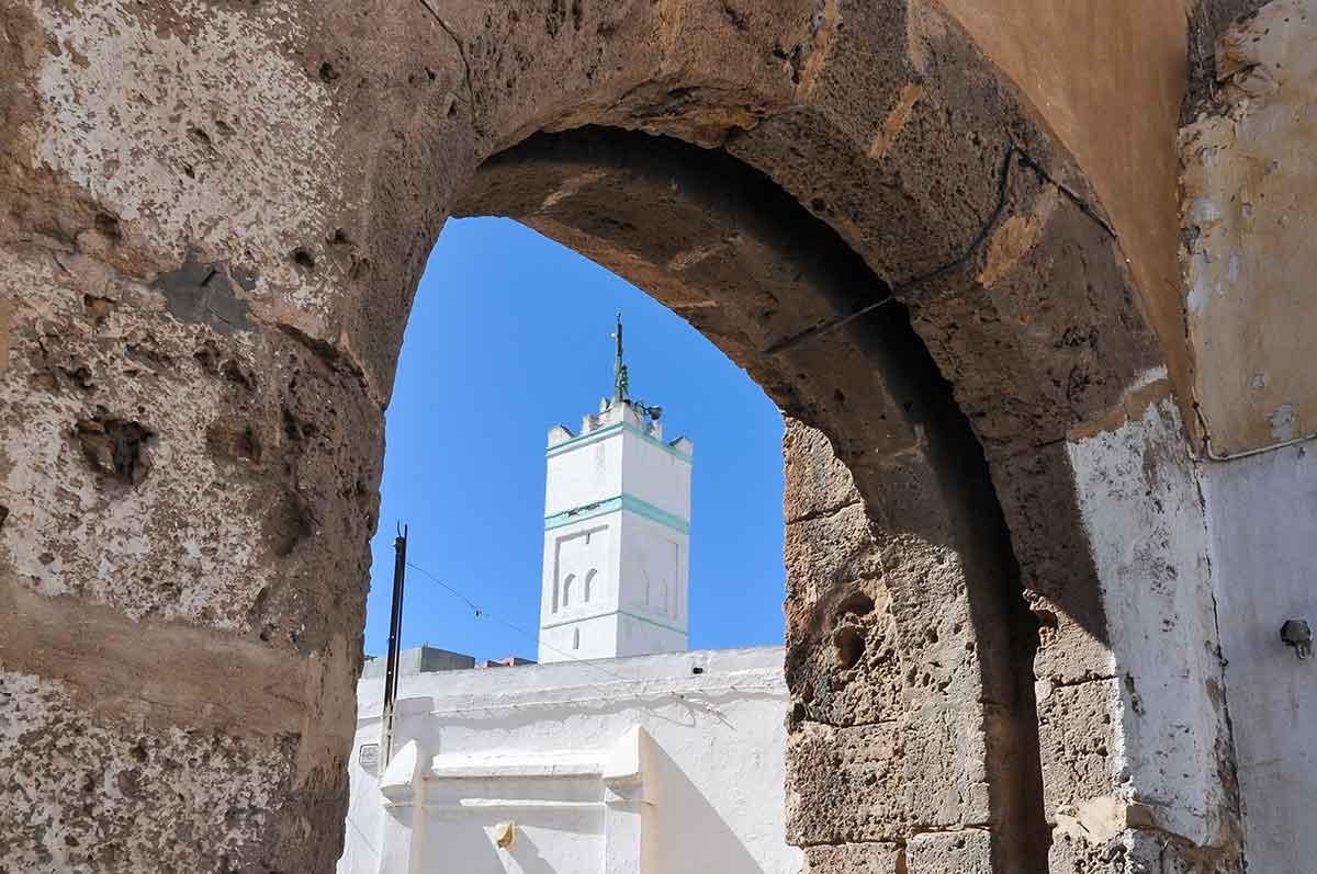 Mezquita Azemmour
