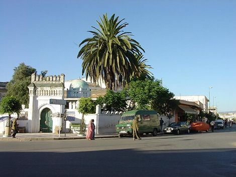 Santuario de Sidi Buhamed Alcazarquivir