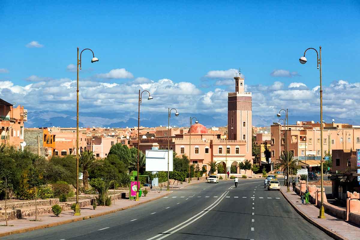 Vista Ouarzazate