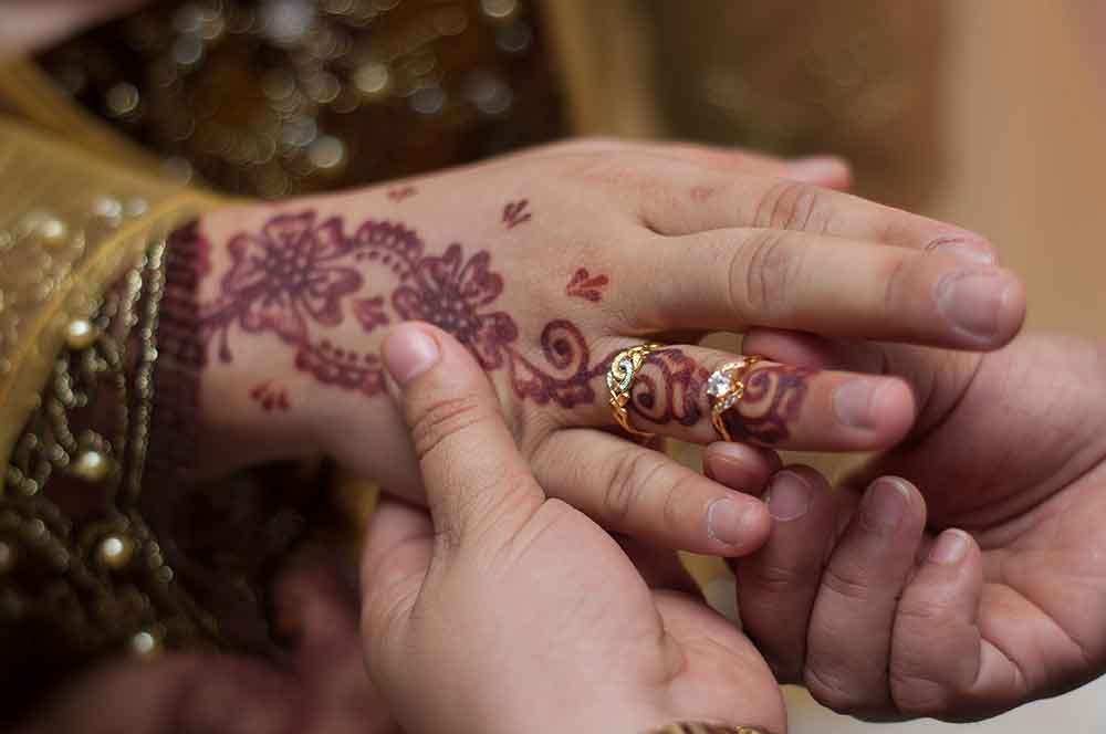 La boda marroquí