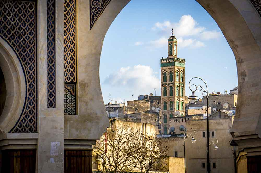 Religión Islam Marruecos