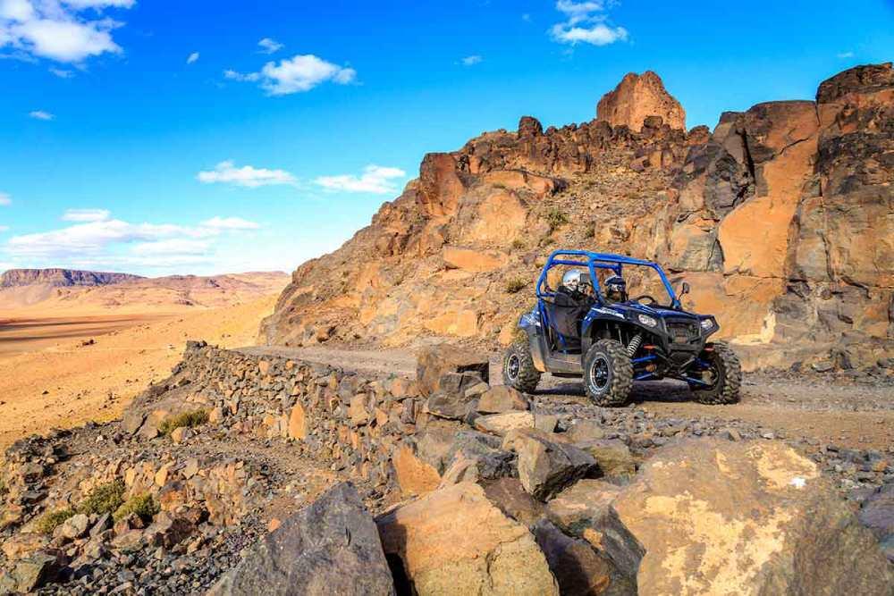 Ruta buggy desierto Sahara