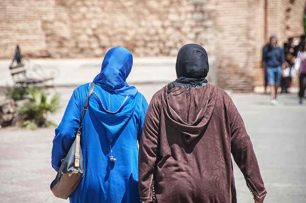 Sociedad y religion Marruecos