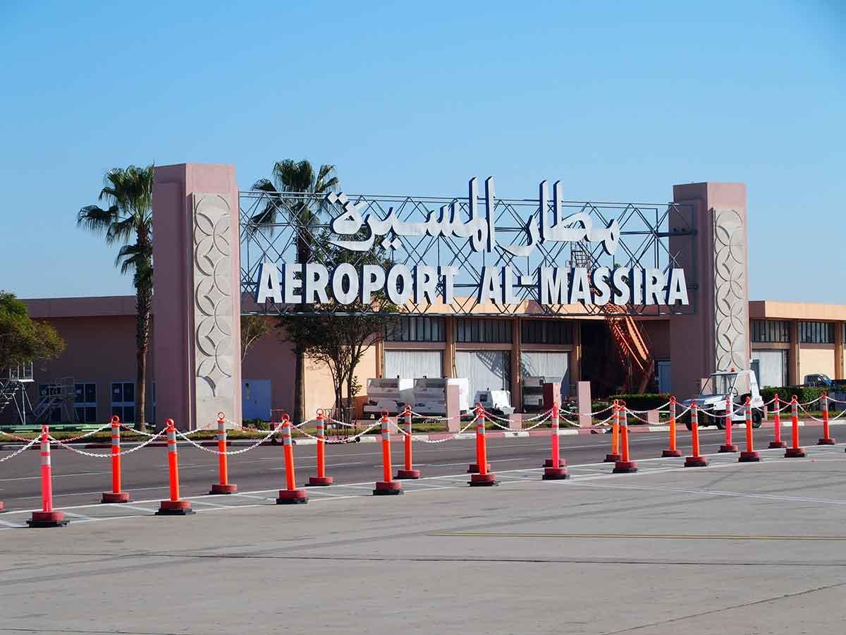 Aeropuerto agadir