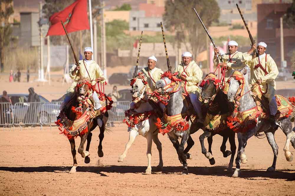 Festival de Fantasia en Marruecos