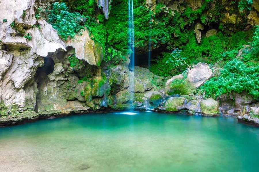 Parque nacional Talassemtane Marruecos