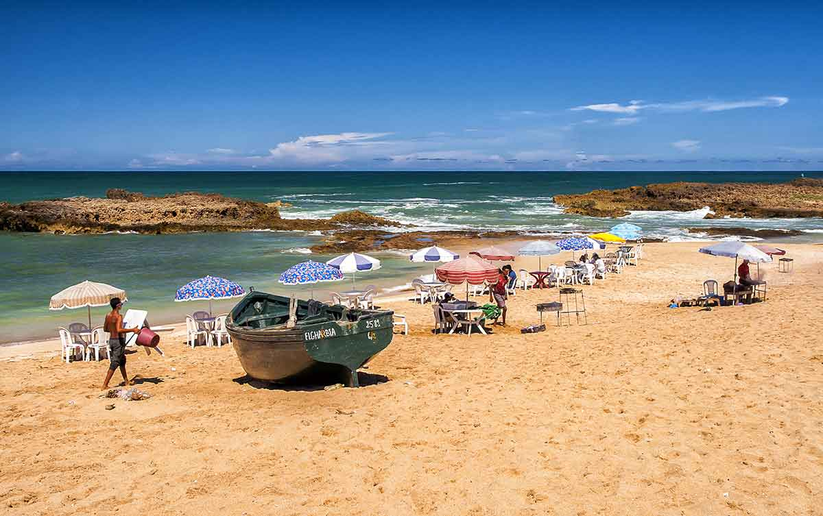Playa Oualidia