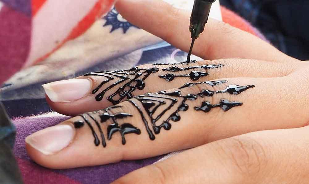 Tatuajes De Henna Asi Son Turismo Marruecos Net