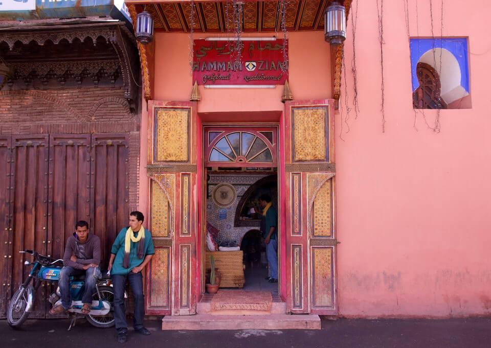 Hamman Marruecos