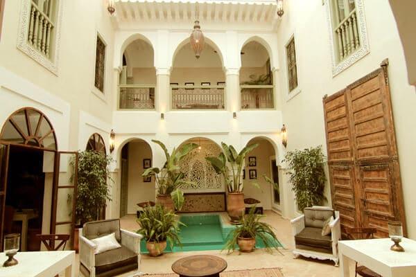 Riad Palacio de las Especias Marrakech
