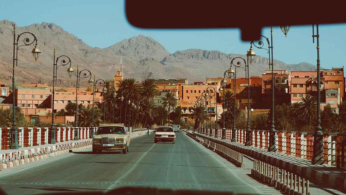Como desplazarse por Marruecos