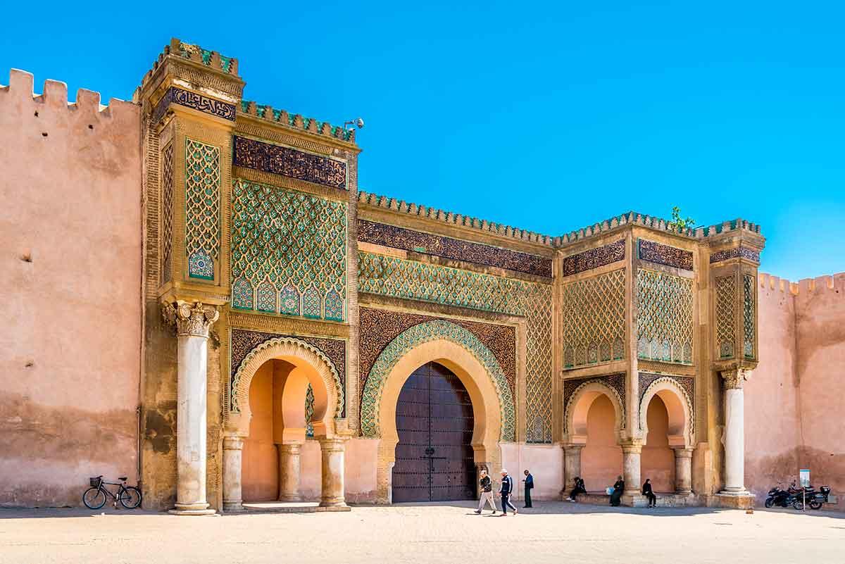 Puerta Meknes