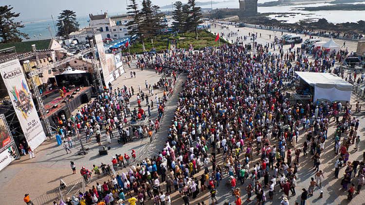 Festival Gnaoua et Musiques du Monde