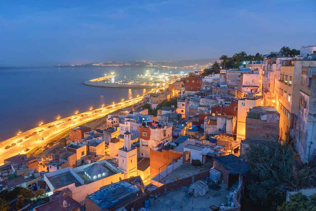 Que ver en el norte Tanger
