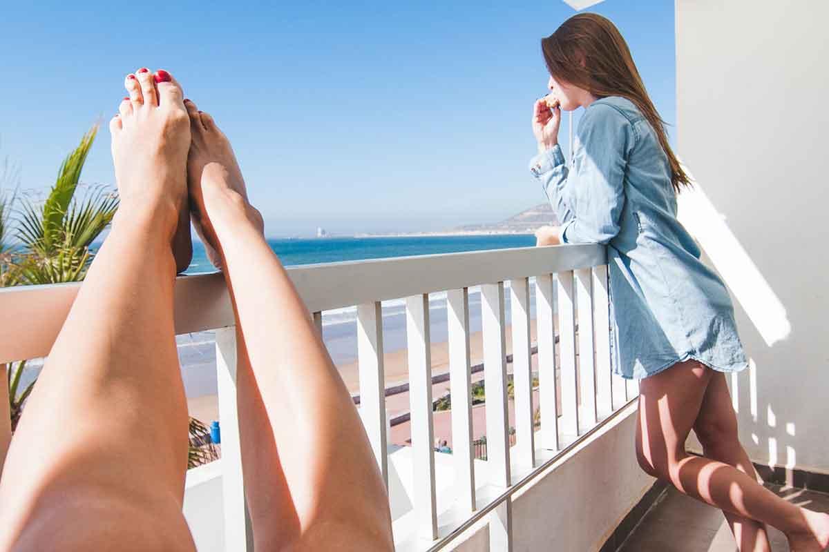 Agadir turismo de playa y bienestar