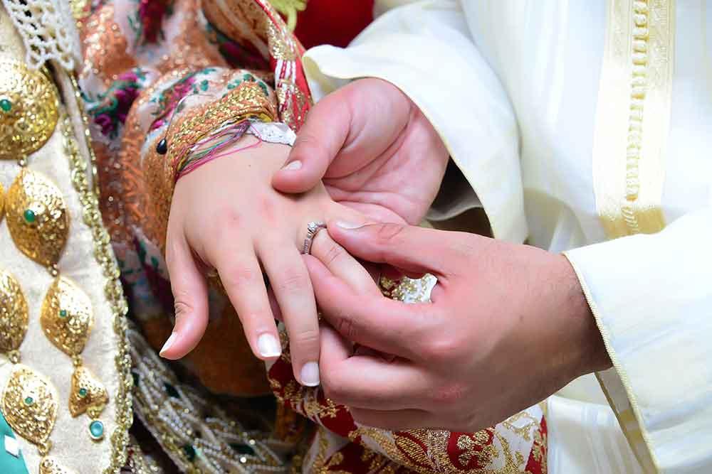 Peticion de manos boda Marruecos