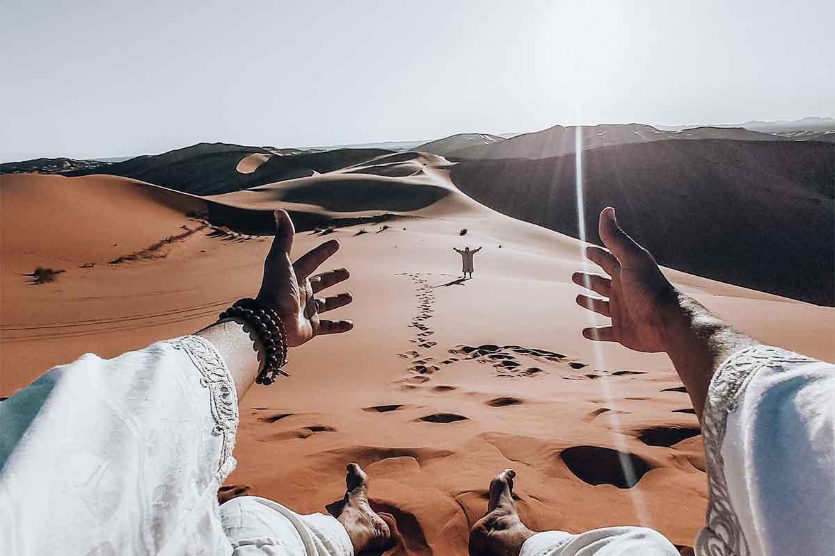 Erg Chebbi Marruecos