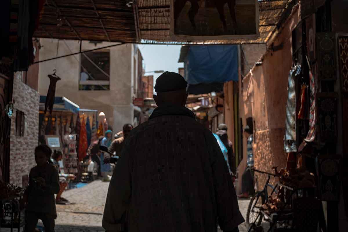 Road Trip por Marrakech
