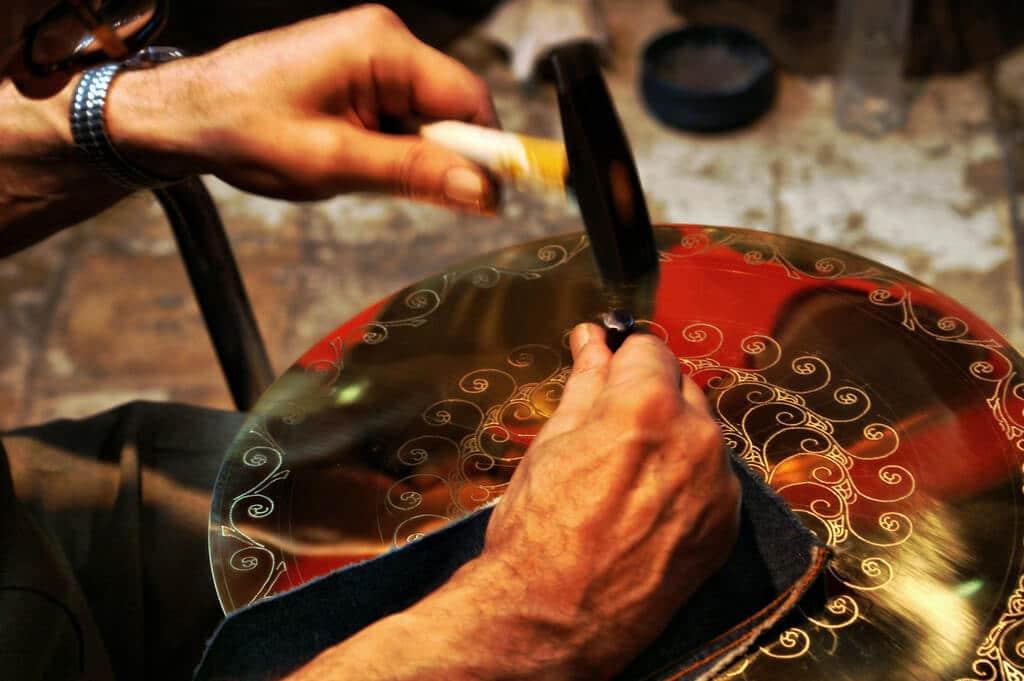 Artesanos de Fez