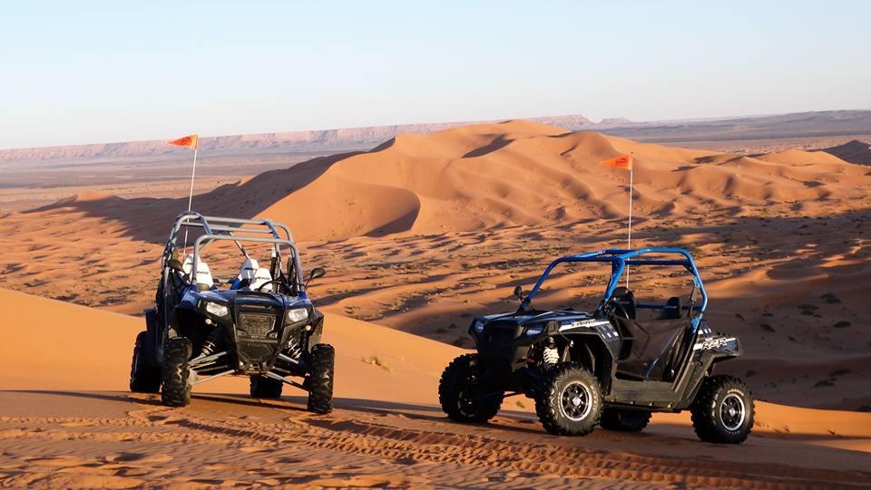 Buggies por el desierto de Marruecos