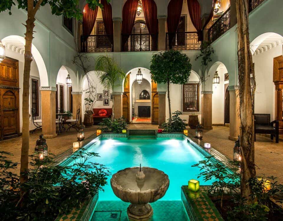Riad El Noujoum en Marrakech