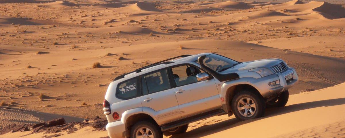 Rutas 4x4 por Marruecos