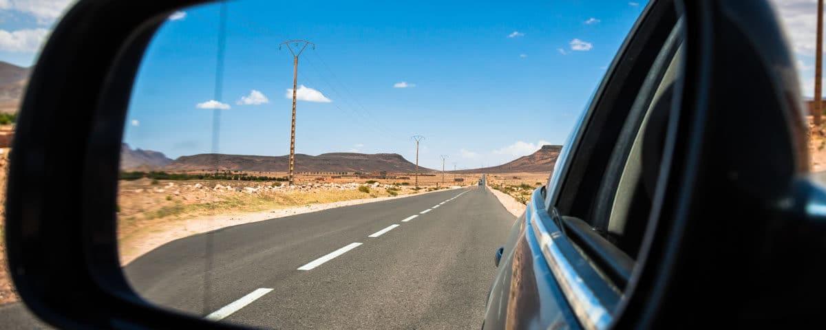 Transporte por Marruecos