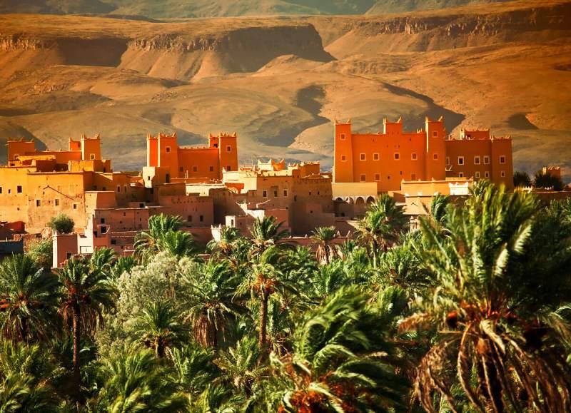 Kasbahs de Marruecos