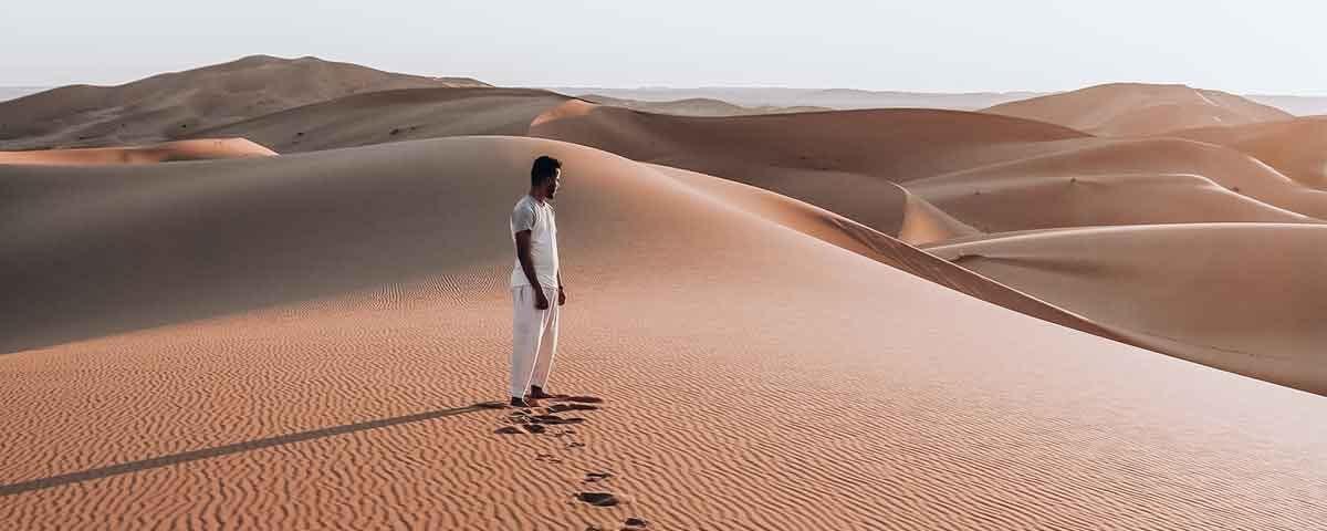 Que visitar en el desierto de Marruecos