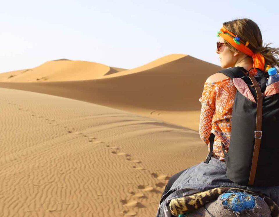 El Desierto del Sahara Marruecos