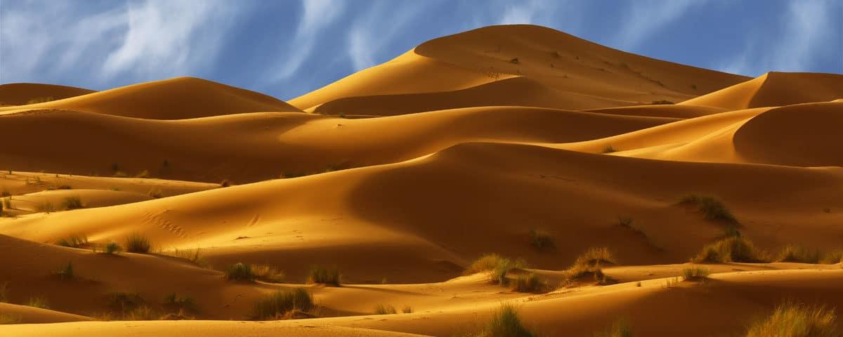 Rutas desierto Sahara