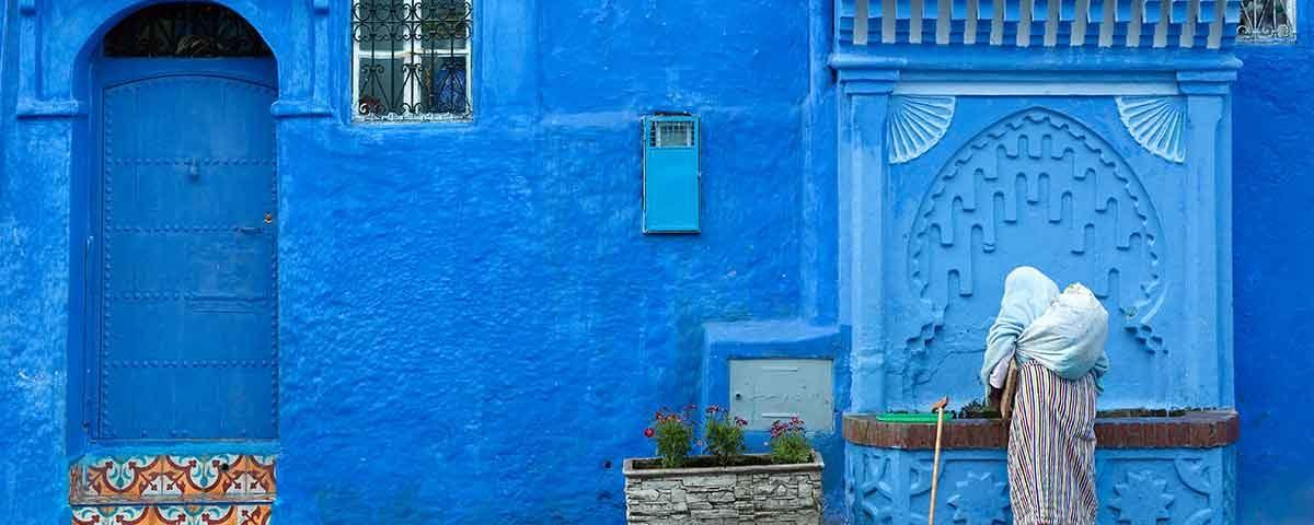 Medinas de Marruecos