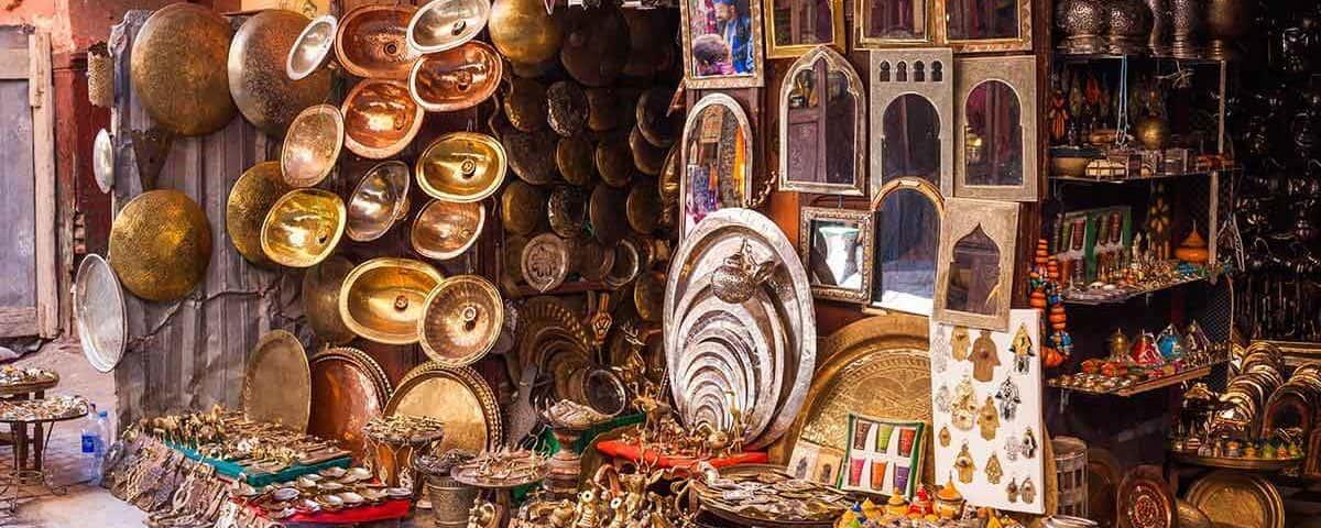 Compras en Marruecos