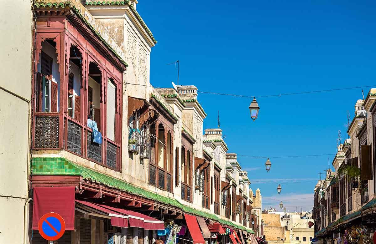 Barrio Judio de Fez