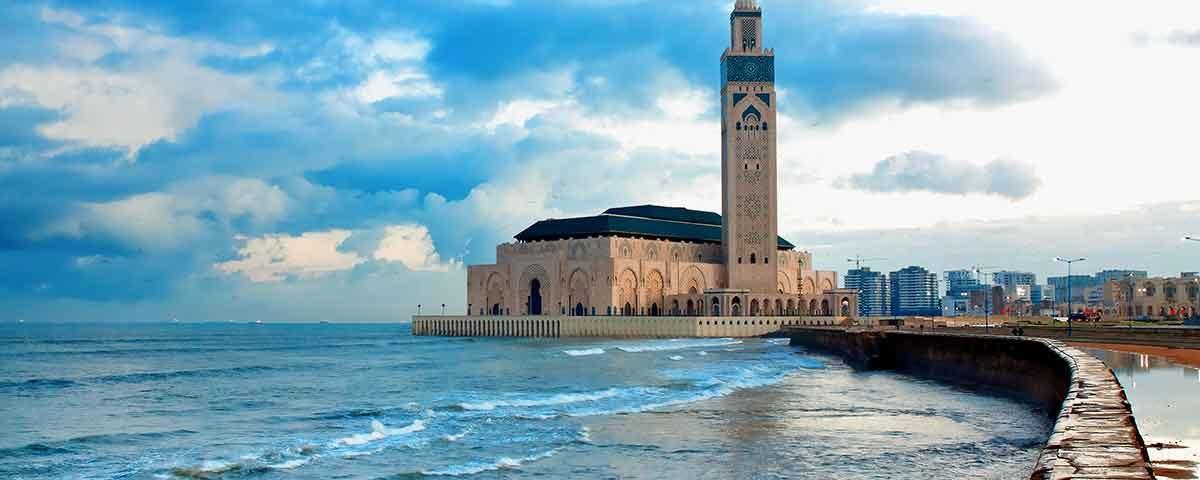 Hassan II Casablanca